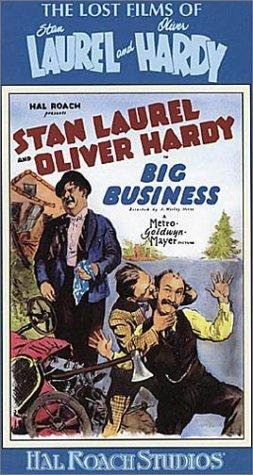 big-business-1929-poster
