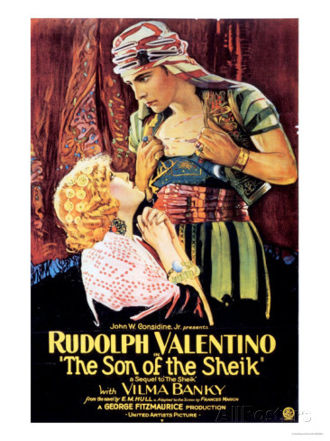 the-son-of-the-sheik-rudolph-valentino-usa-1926
