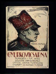 Gyurkovicsarna (1920) Filmografinr 1920/09
