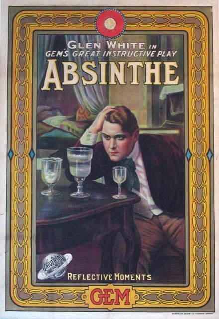 Absinthe_(1913)_-_Glen_White