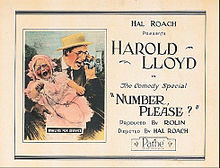 Number Please_lobby_card