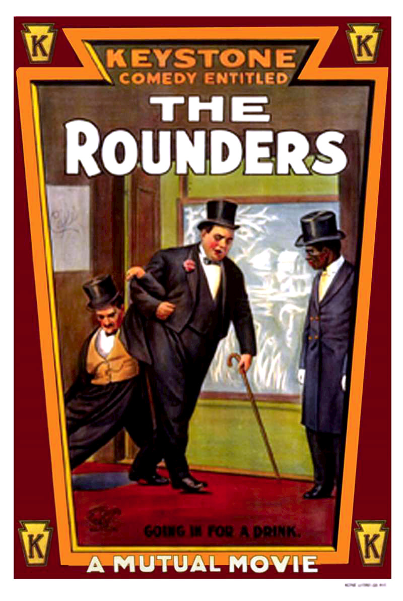 The Rounders_poster