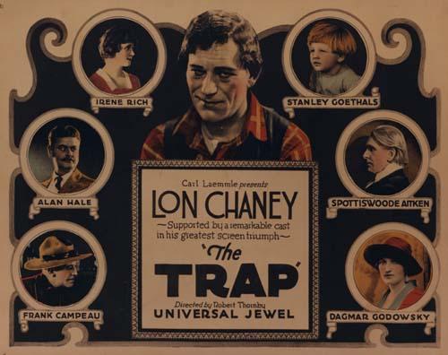 The Trap 1922