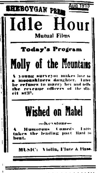 Wished on Mabel Sheboygan