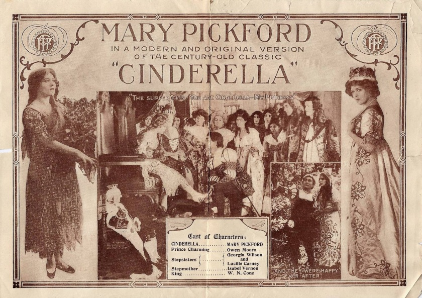 Cinderella 1914