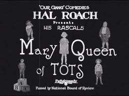 Mary queen of tots