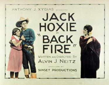 Back fire 1922