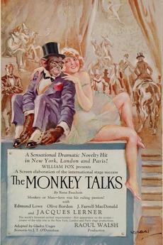 The Monkey talks 1927