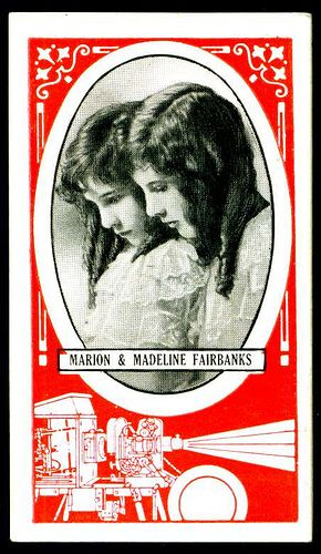 Fairbanks twins