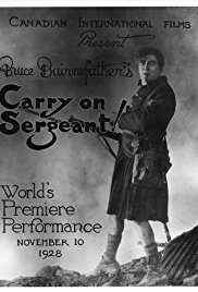 carry on sergant