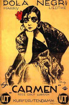 carmen 1918