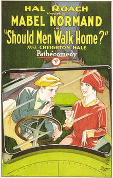 should men walk home