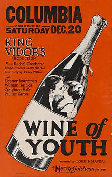 wine of youth