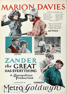 Zander_the_Great_1925_ad
