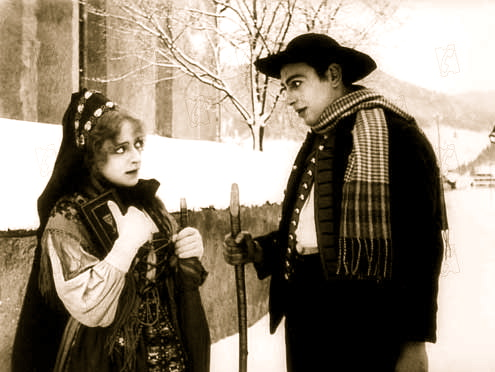 Romeo & juliet in the snow